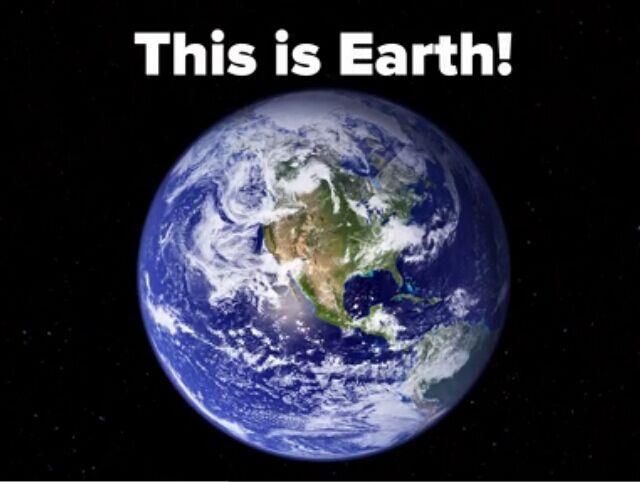 3分钟让你感受地球到底有多渺小