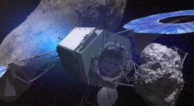 """NASA""""捕星"""":人类将首次移动天体位置,铺路火"""